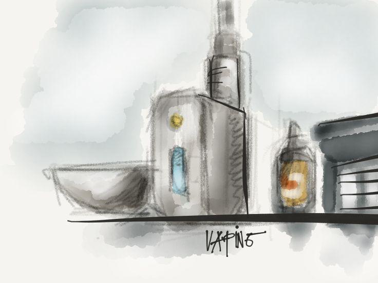 Vape vaping fog 🙂🙂🙂