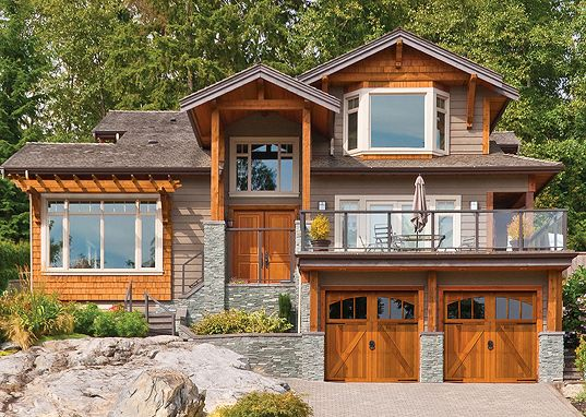 38 best craftsman home design images on pinterest | craftsman