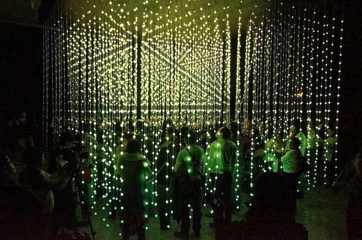 Squidsoup, Submergence, Mexico City
