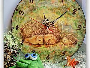 Аукцион на часы стартует в 16-00   Ярмарка Мастеров - ручная работа, handmade