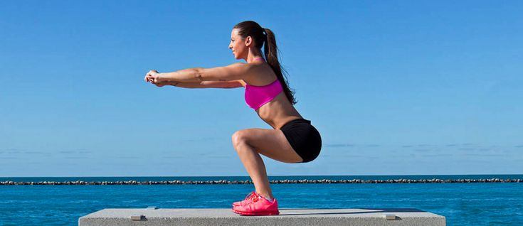 Workout Ibiza's 10 minute lower body circuit