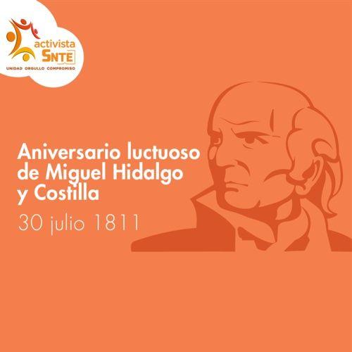 """""""El indulto es para los criminales, no para los defensores de la patria.""""  Miguel Hidalgo y Costilla: https://activistasnte.mx/content/activista/post/4371780"""