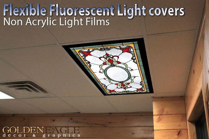 Flexible Fluorescent Light Cover Films Skylight Ceiling Office Medical Dental 60 | Home & Garden, Home Décor, Other Home Décor | eBay!