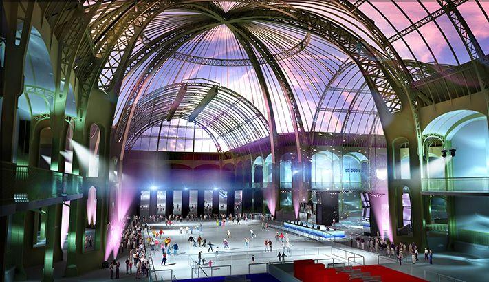 Le Grand Palais des Glaces - Paris Select Book