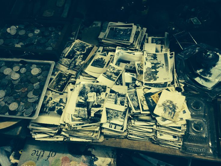 Discarded memories. HCMC, Vietnam 2013. jbvbeek