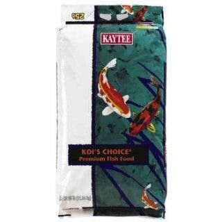 Kaytee Koi Choice Premium Fish Food 25#