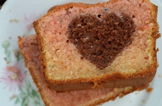 Cake surprise au chocolat — Recette magique (ou presque)