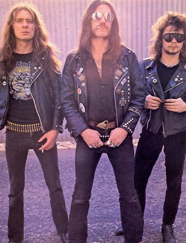 Lemmy and crew