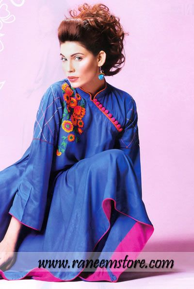 Design HER141, Product code: HER141, Print Lawn Dresses, Cotton Dresses, Sherwani and Bridal Dresses Pakistan