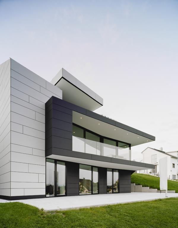 768 best images about model house design on pinterest for Architekten bungalow modern