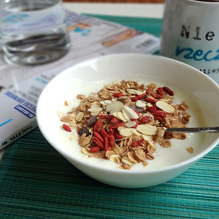 Muesli & delicacies <3 Perfect morning breakfast   Cup of coffee: nothing is impossible :)