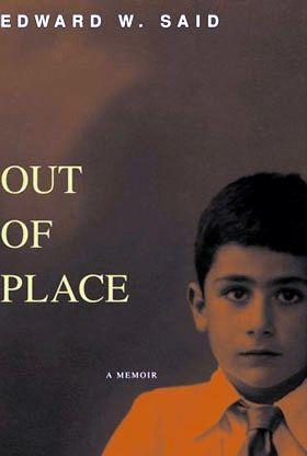 I need to read this Edward Said memoir