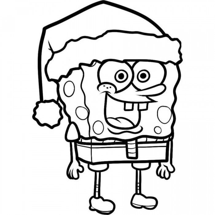 sqarepants coloring pages - photo#1