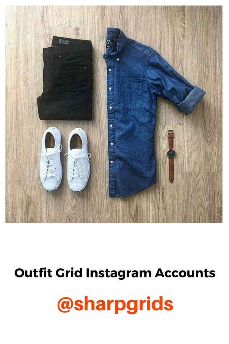 Sharp Grid Instagram Account