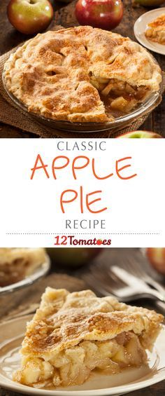 This Apple Pie Recipe Is The Best We've Come Across! Everyone Who Tastes It Is Sure To Agree!