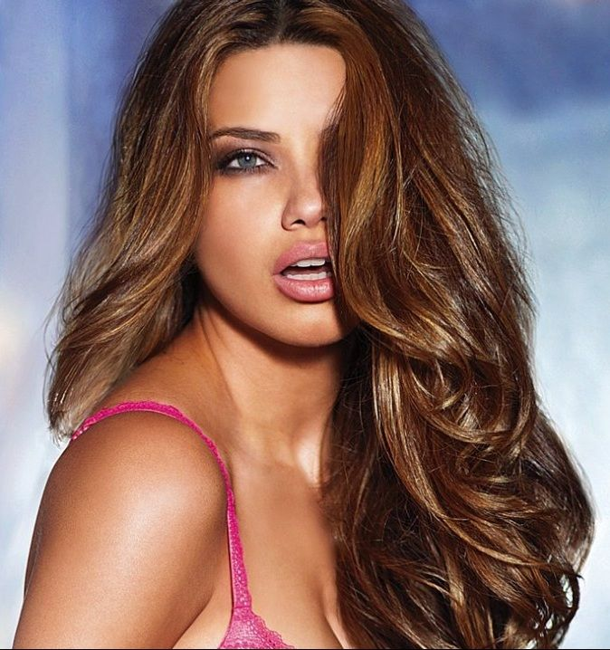Sexy Highlights On Dark Hair Articles and Pictures