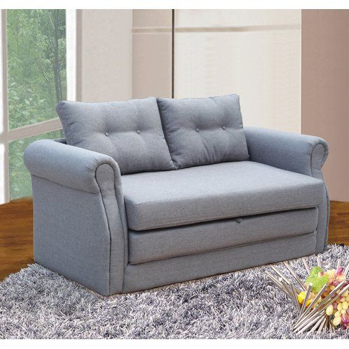 Found it at Wayfair - Rensselaer Reversible Sleeper Loveseat