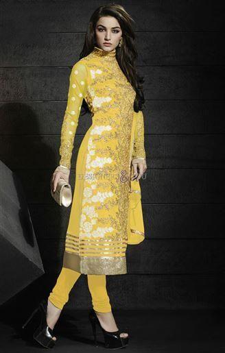 Designer Punjabi Suits Design In Uk Usa Online Shopping Visit: http://www.designersandyou.com/dresses/punjabi-suits #Indian #IndianStyle #PunjabiStyles #Modern #Better #Attractive #impress #Colorful #Collection #Fashion #DesignerCollection #Trendy  #Like4Like