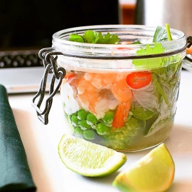 Looking for a totally totable desk lunch solution? How about opting for Sarah Wilson's Two-Minute Desk Lunch Noodles! – I Quit Sugar