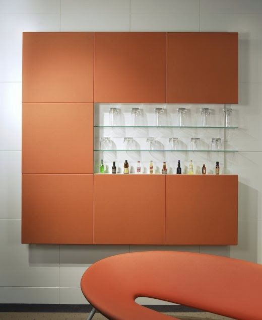 89 best wall units images on pinterest home ideas for Modern wall bar unit