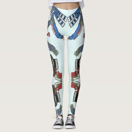The Snake Dance Leggings  $68.65  by AbFabCreations  - cyo customize personalize unique diy idea