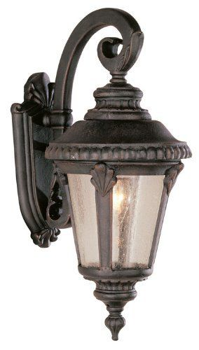 Trans globe lighting 5043 rt 1 light coach lantern rust by trans globe lighting outdoor