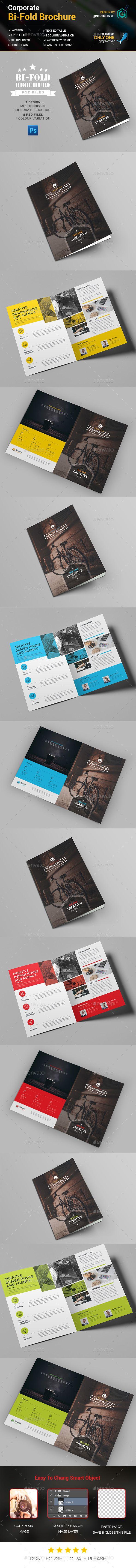 The 25 best folded business cards ideas on pinterest pop up bi fold business brochure magicingreecefo Gallery