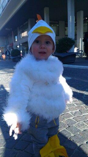 Chicken Dress Small Boy