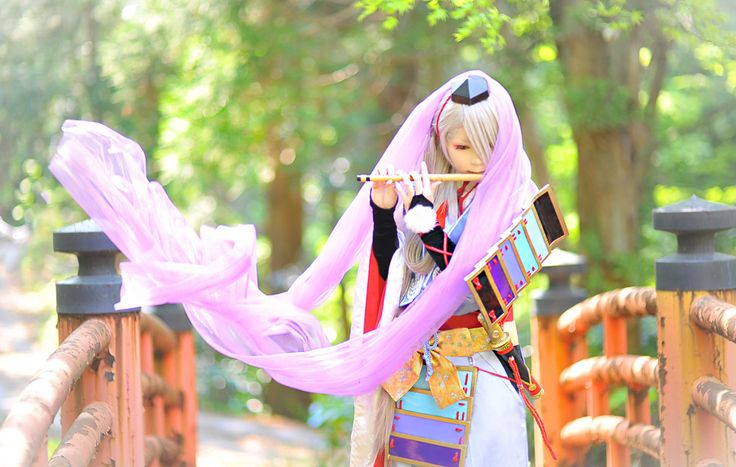 cosplay-soul: Imanotsurugi | Touken Ranbu