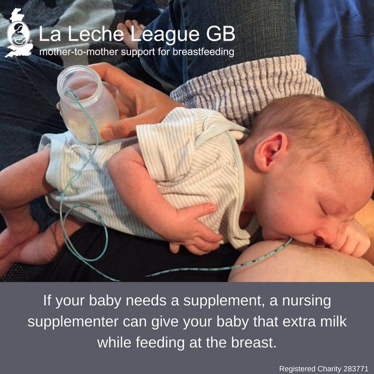 how to make a nursing supplementer