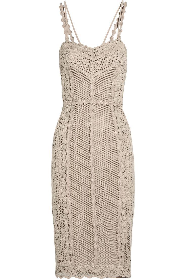 #Crochet #dress - Prada