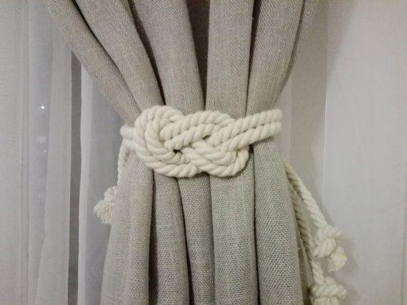 Best 25 Curtain tie backs ideas on Pinterest Curtain tie back
