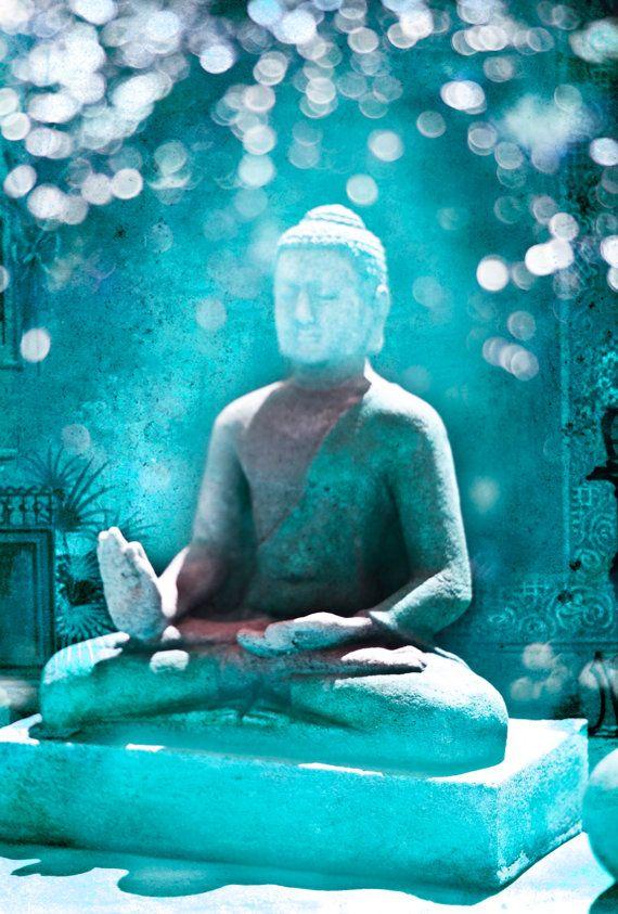 Buddha Chakra Colors  Throat Chakra