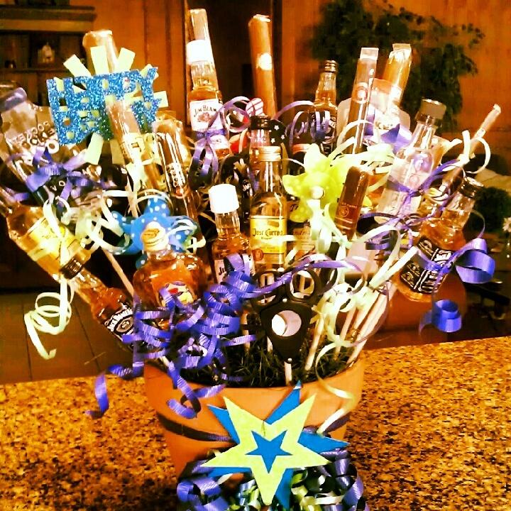For My Boyfriends 21st Birthday!!