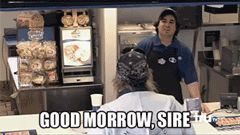 Impractical Jokers: Brian Q at White Castle gifs