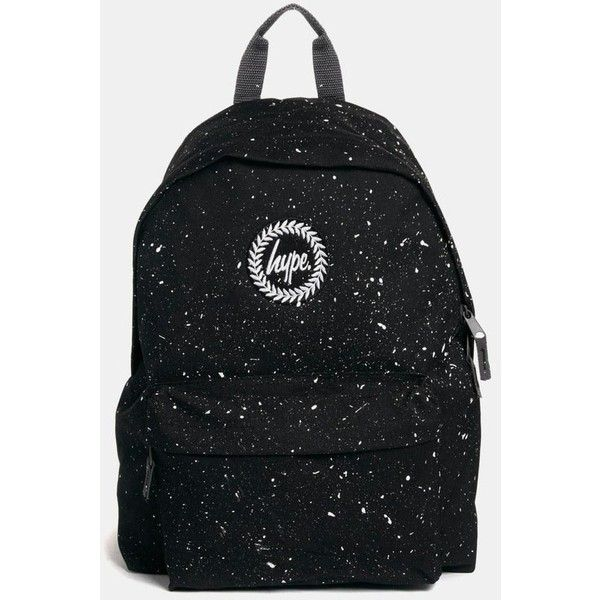 Hype Speckle Backpack ($52) ❤ liked on Polyvore featuring bags, backpacks, backpack bag, hype bags, light weight backpack, knapsack bags and lightweight backpack