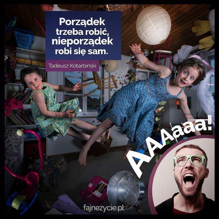 Porządek sam się nie zrobi. http://ift.tt/2n3FRdI #porządek #motywacja #dzieci #bałagan #listazadań #todolist #todo #lista #fajnezycie