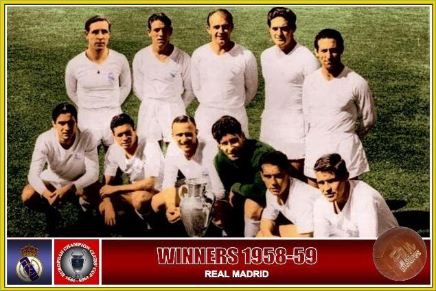 UEFAチャンピオンズカップ 1958-59