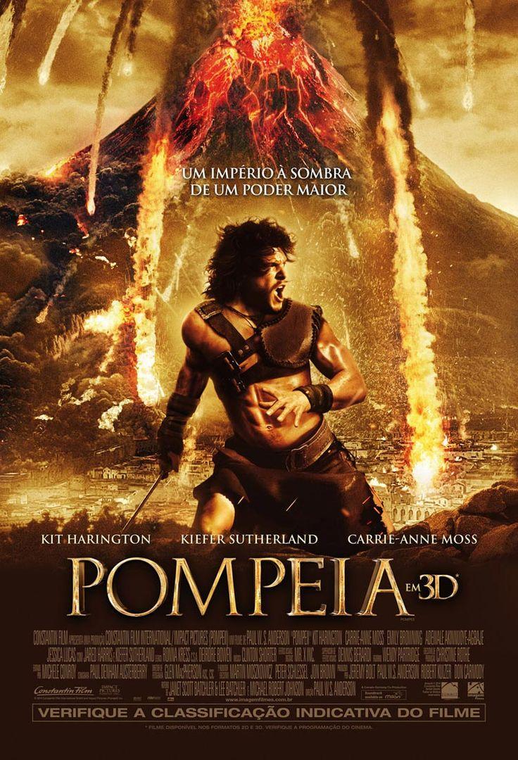 Filme Pompeia Dublado
