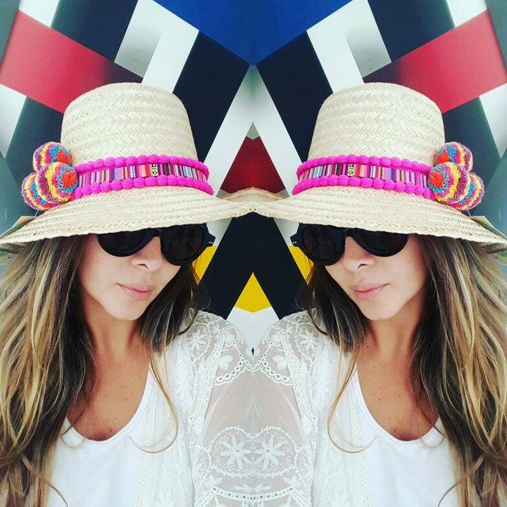 SOMBRERO WAYUU DECORADO❤beautiful hat decorated with weave Wayuu ♡ sombrero de paja decorado con pompones ,cintas y tejido wayuu By @mardeamorsw ❤ #sombreroaguadeño #sombrerowayuu #sombreros #sombrerobeach #sombrerodeplaya #sombrero #sombrerodecorado #sombrerosdecorados #wayuustyle #wayuu #sandaliaswayuu #sandals #sandalias #wayuumochila #wayuubags #wayuubag #wayuubracelets #mardeamorsw