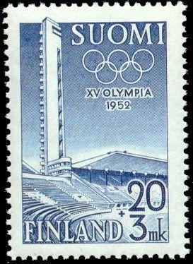 Olympia-1952 - Kesäolympialaiset 1952 – Wikipedia
