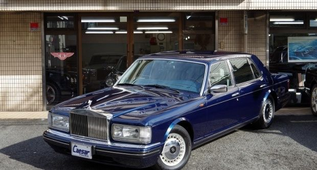 1997 Rolls-Royce Silver Spur - 41980km ONLY | Classic Driver Market