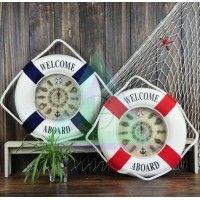 Námornícke hodiny - záchranné koleso