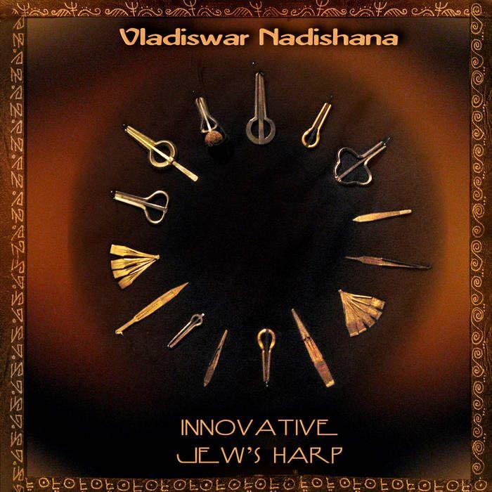 Innovative Jew's Harp cover art