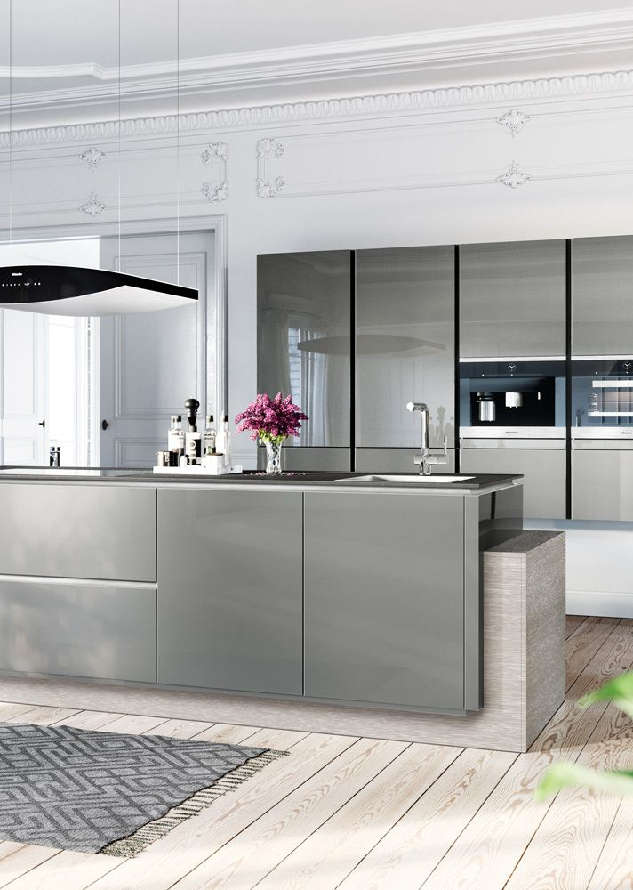 57 best Schöne Kitchens images on Pinterest - haecker lack matt schwarz