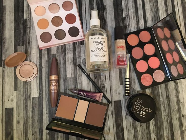 "My October ""Go To"" Makeup Products"