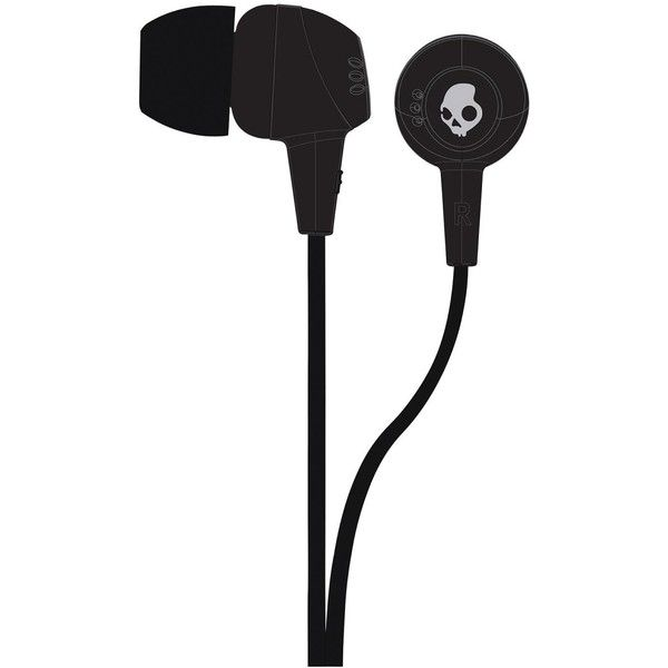 Skullcandy Jib In-Ear Headphones ($13) ❤ liked on Polyvore featuring accessories, tech accessories, skullcandy headphones, earbud headphones, skullcandy, headphones earbuds and skullcandy earbuds