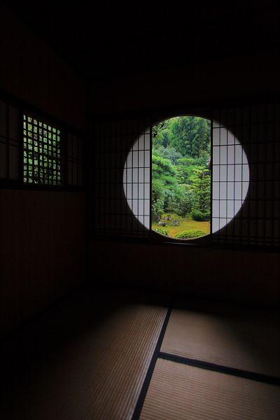 "芬陀院(東福寺塔頭)茶室・図南亭 | The Tea Room ""Tonan-tei"", Funda-in, Kyoto"