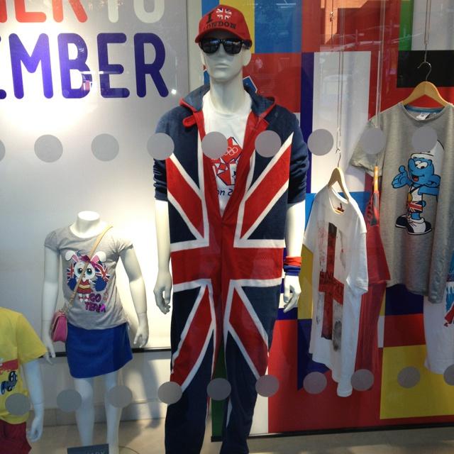 Pyjama Party + Olympics = Team GB Pyjamas