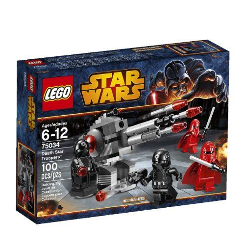 LEGO Star Wars 75034 Death Star Troopers LEGO,http://www.amazon.com/dp/B00IANTUX2/ref=cm_sw_r_pi_dp_MT4rtb06BQGDRPCC